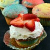 Guest Post on Newlyweds on a Budget - Fourth of July Cupcakes