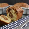 Nutella Swirled Banana Bread