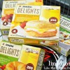 Jimmy Dean Breakfast Delights - a healthy meal option for breakfast and when you are on the go