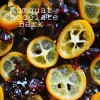 Kumquat Chocolate Bark