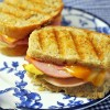 Grilled Club Sandwich