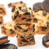 Halloween Cookies and Cream Fudge