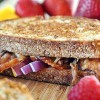 Roast Beef Grilled Cheese Sandwiches