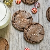 Chocolate Mint Surprise Cookies