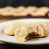 Peanut Butter Nutella Stuffed Cookies