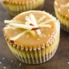 Salted Caramel Apple Mini Cheesecakes