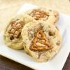 Cinnamon Chip Pretzel Cookies
