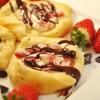 Cream Cheese Strawberry Danish