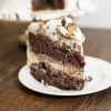 Touchdown Butterfinger Cup Ice Cream Cake