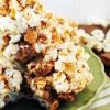 Candy Marshmallow Popcorn Balls