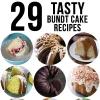 29 Tasty Bundt Cake Recipes