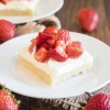 Strawberry Shortcake Sugar Cookie Bars