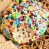 Monster Cookie Dough Dip (Cheeseball)