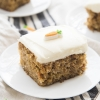 Easy Carrot Cake (in a 9x13 Pan)
