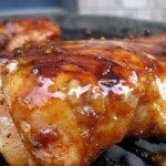 Sweet Asian Spiced Chicken