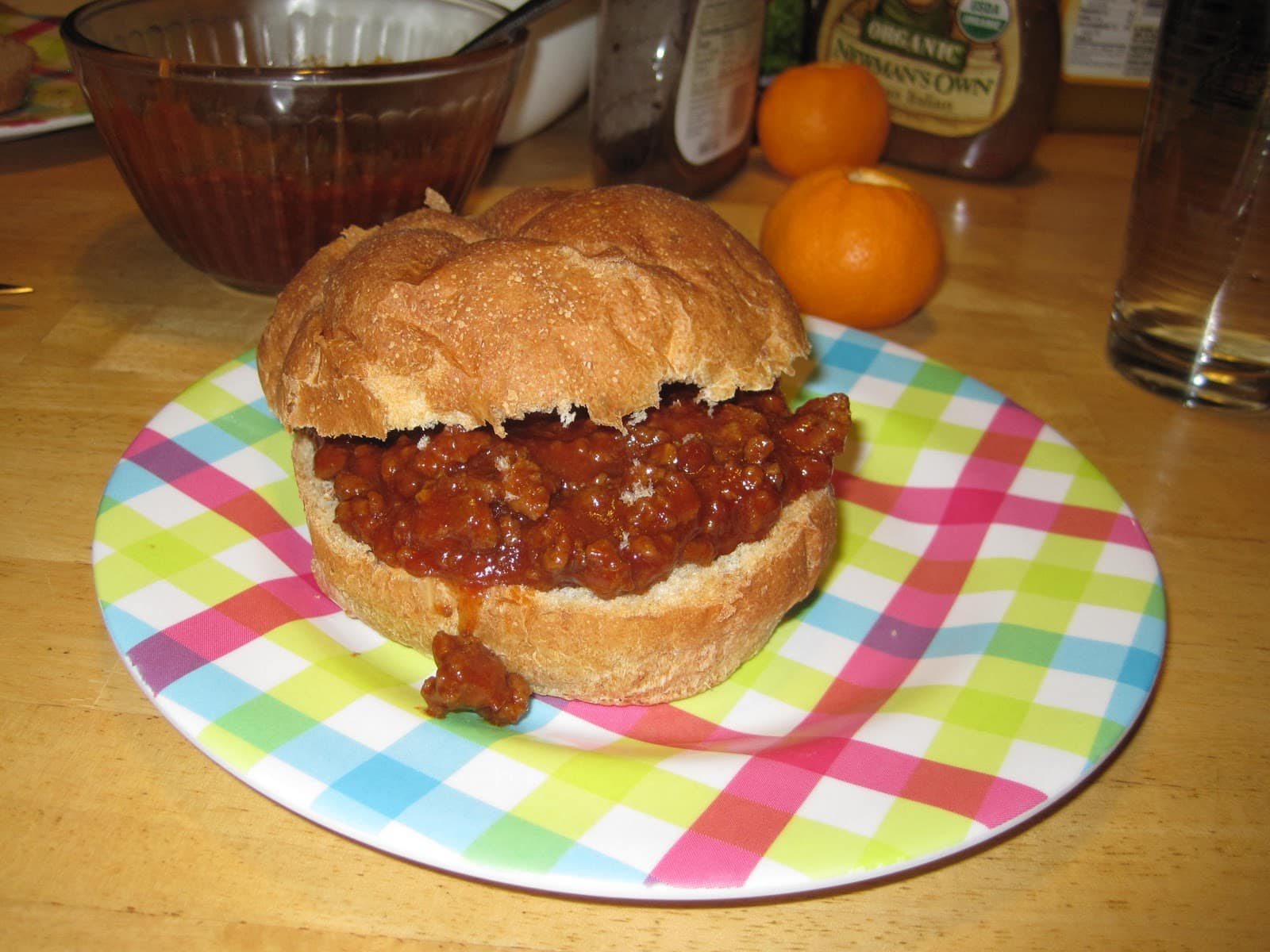 Sloppy Joes (Ellen's version)