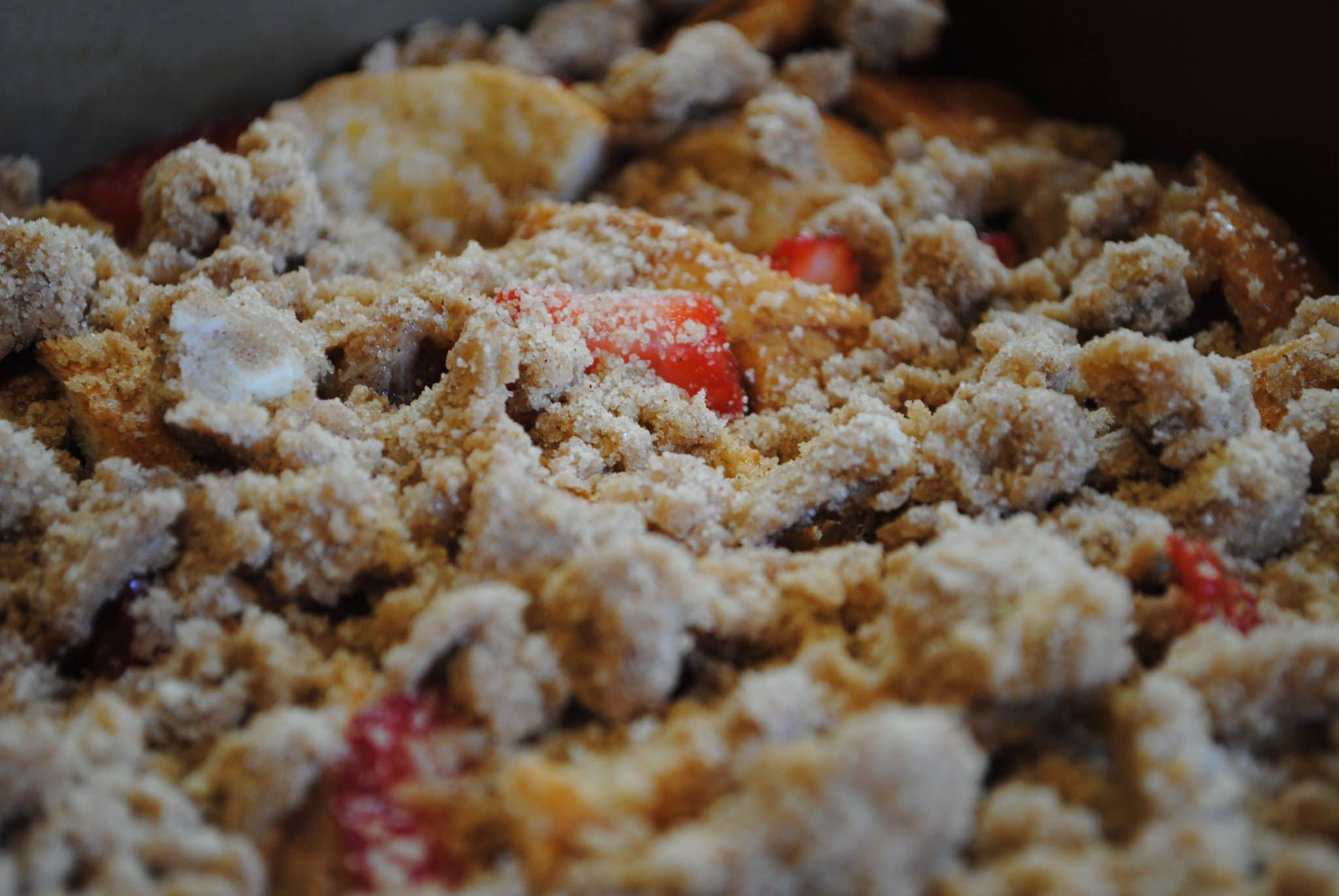 Overnight Strawberry Baked French Toast - Like Mother, Like Daughter
