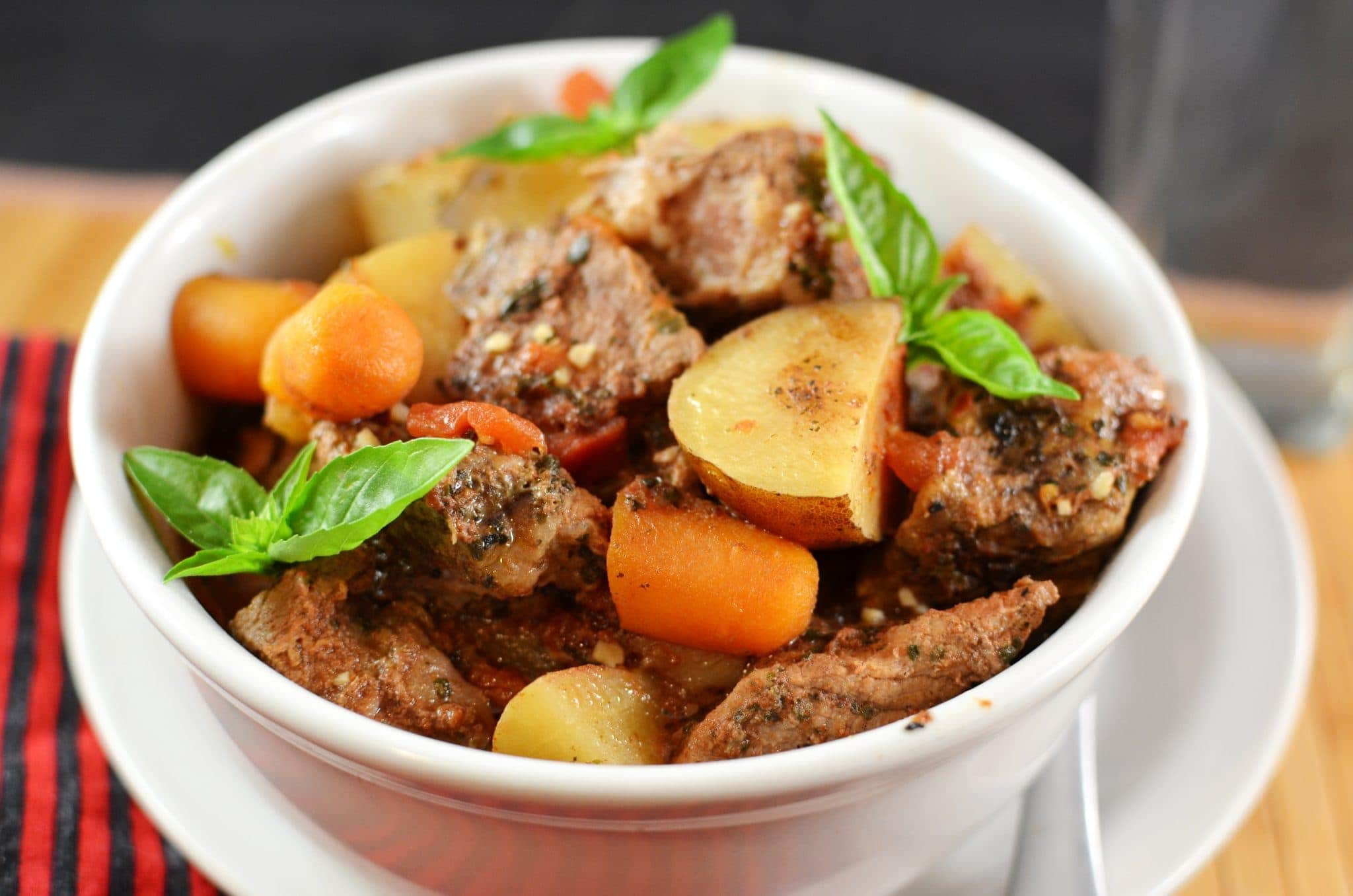 Crockpot Beef Stew – Like Mother, Like Daughter