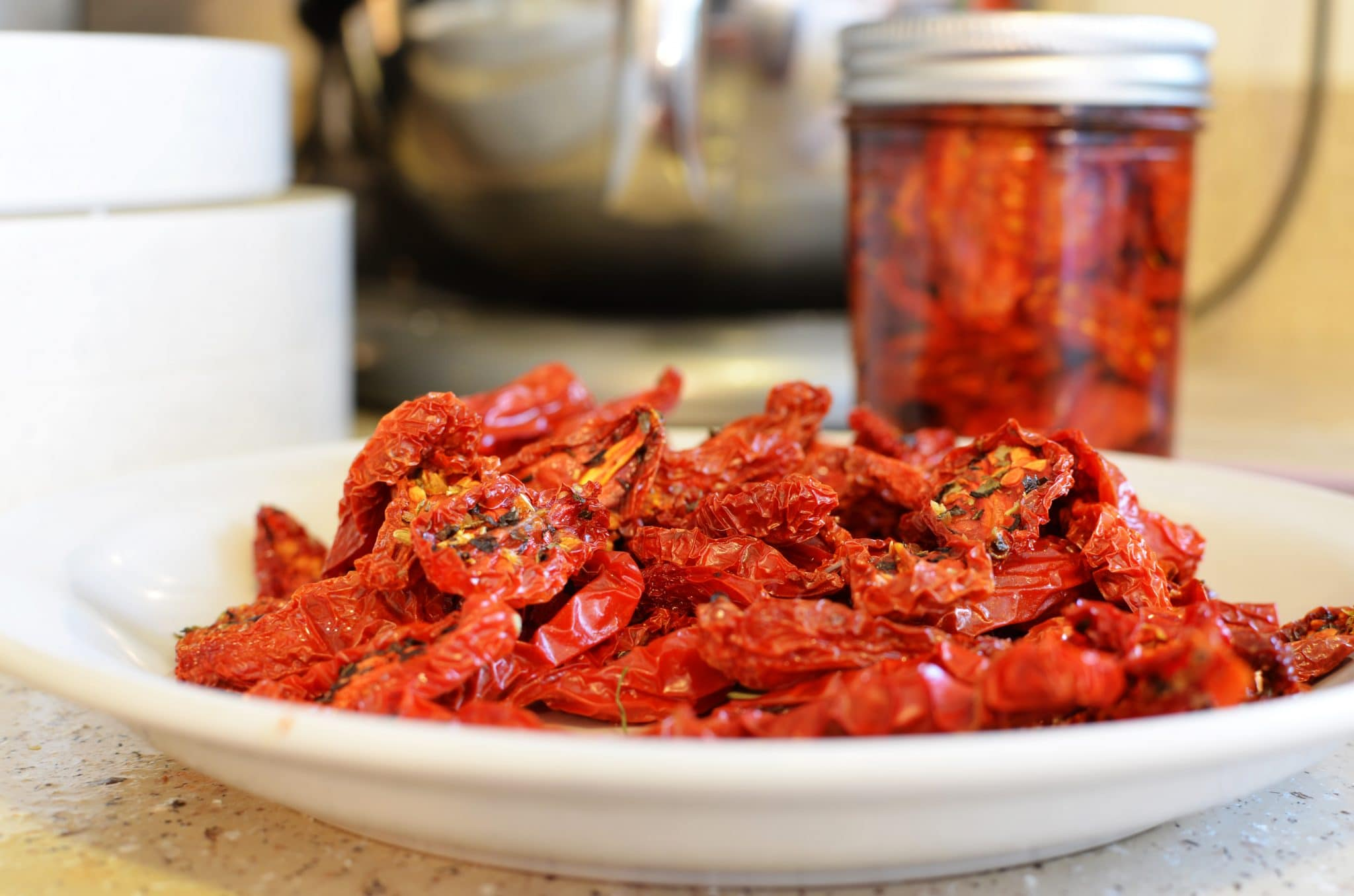 How To: Sun Dried Tomatoes - Like Mother, Like Daughter