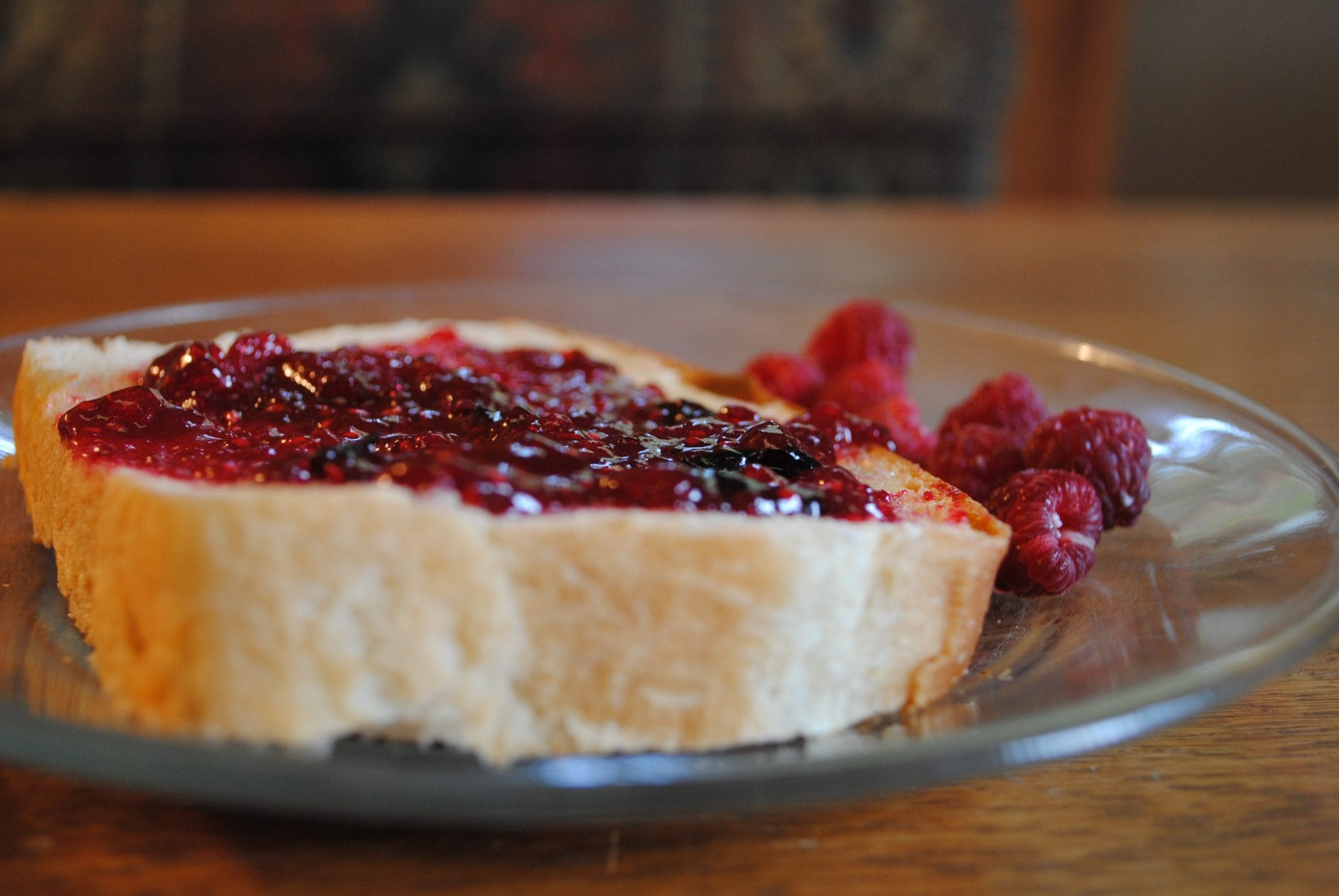 Raspberry/Blueberry Jam