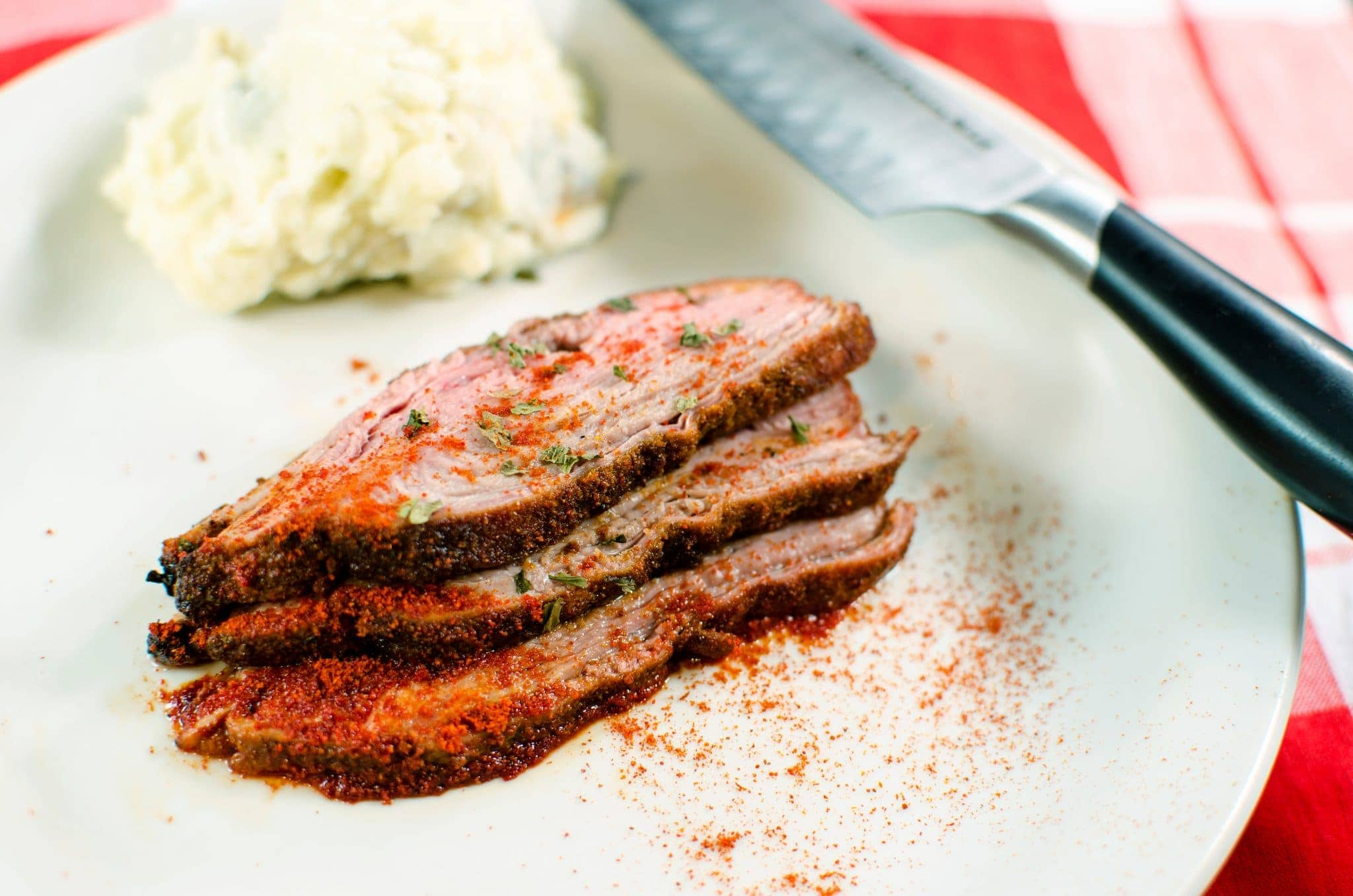 Middle-Eastern Flank Steak