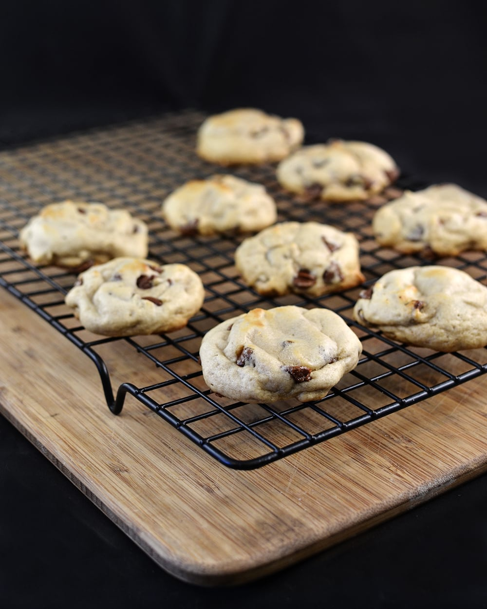 Low Sugar Chocolate Chip Cookies Applesauce