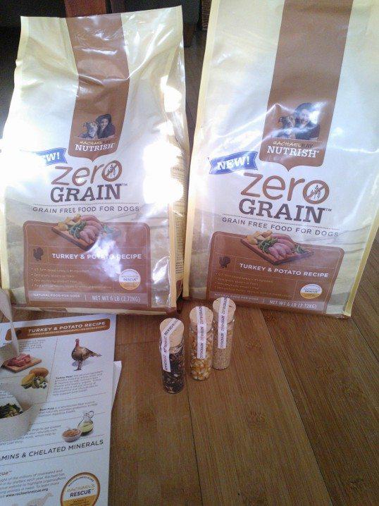 Rachael Ray Nutrish Zero Grain Dog Food – Review