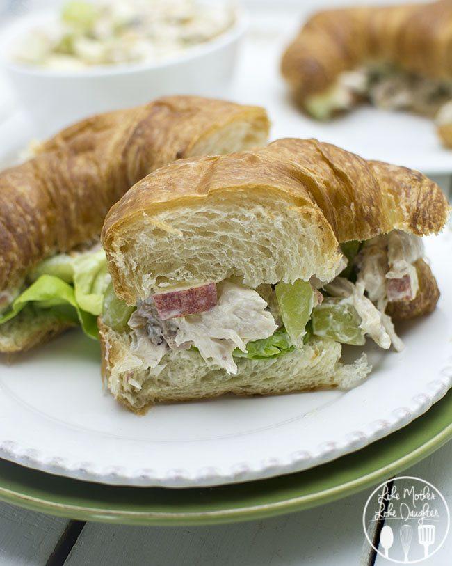 chicken salad sandwich 5