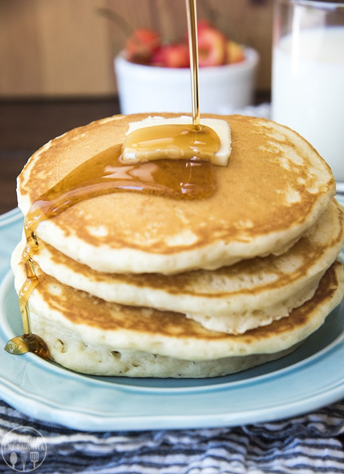 Perfect pancakes like mother like daughter ive used these to make banana pancakes peach pie pancakes chocolate chip pancakes and more ccuart Images