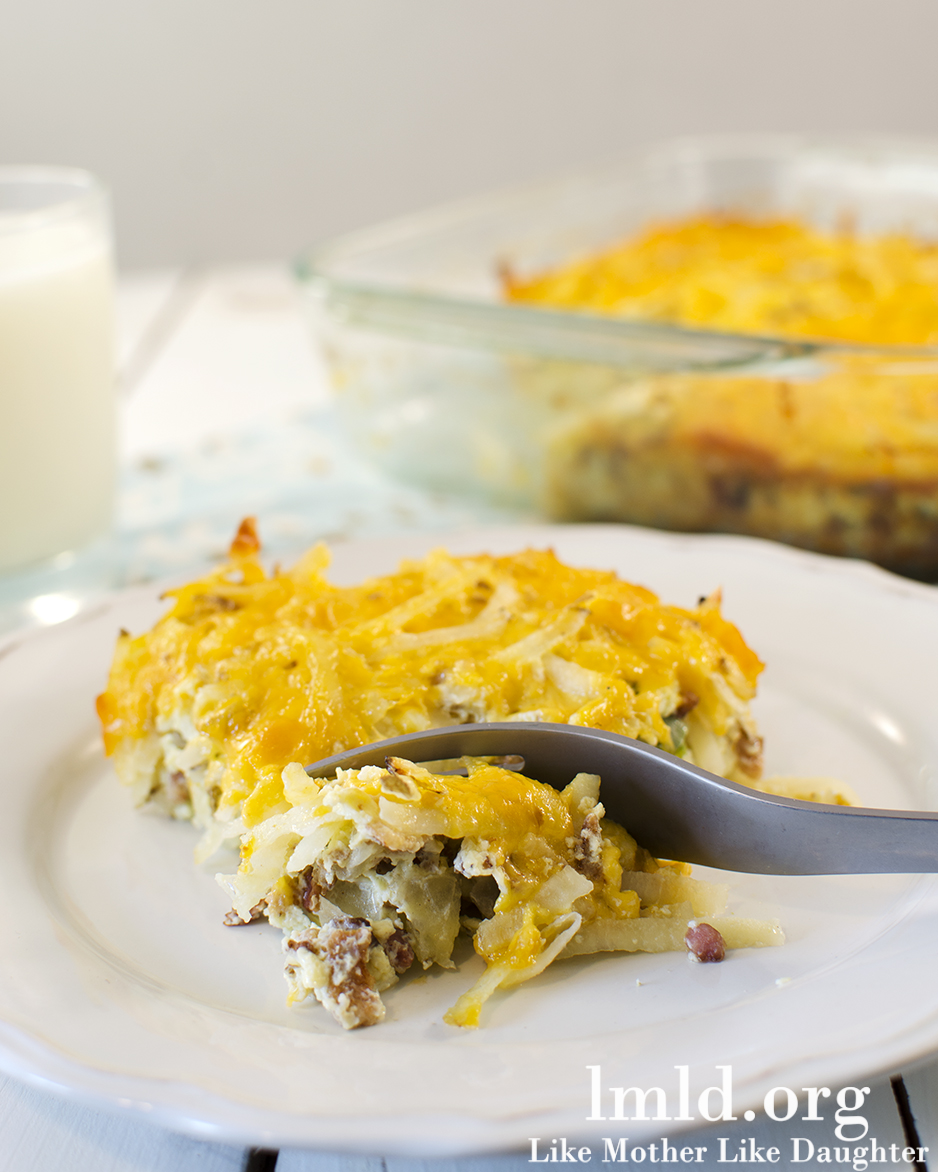 Kale, Bacon, And Cheese Breakfast Casserole Recipes — Dishmaps