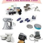 Top 10 Kitchen Tools used in LMLD Kitchens