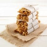 Peanut Butter and Honey Bunches of Oats Granola Bars