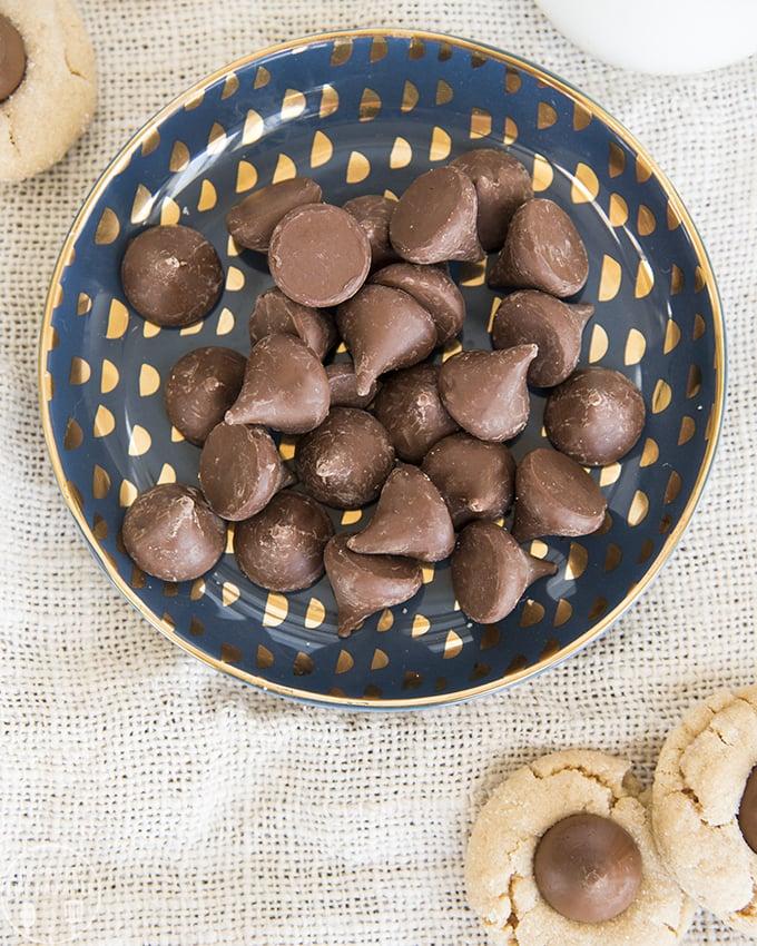Peanut Butter Blossom Recipe