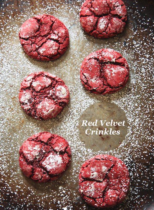 red velvet crinkle