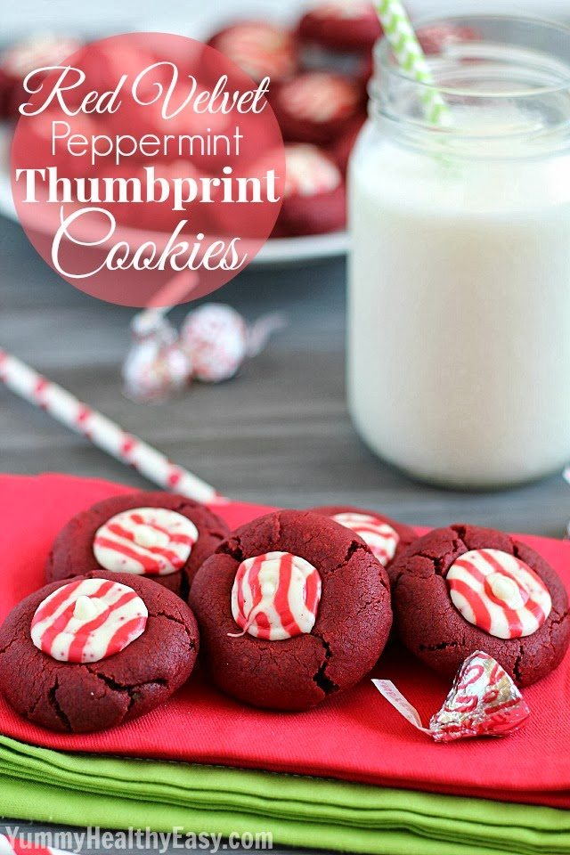 red velvet thumbprint