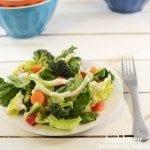 Easy Side Salad