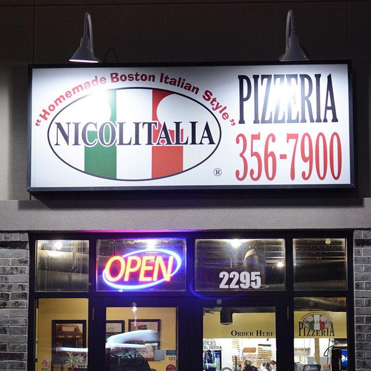 Nicolitalia Pizzeria Giveaway!