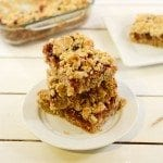 Strawberry Jam Crumb Bars (And a Giveaway!)