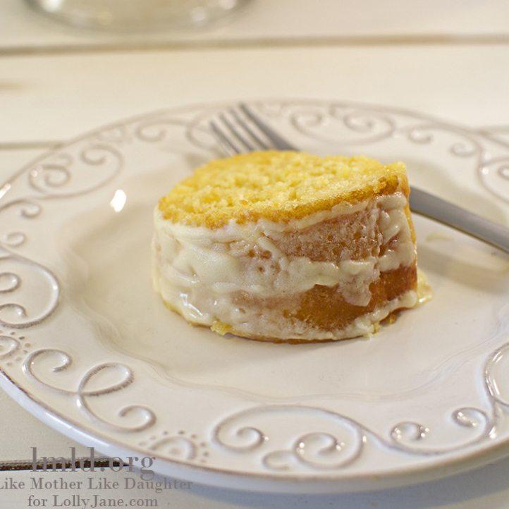 Orange Bundt Cake on Lolly Jane