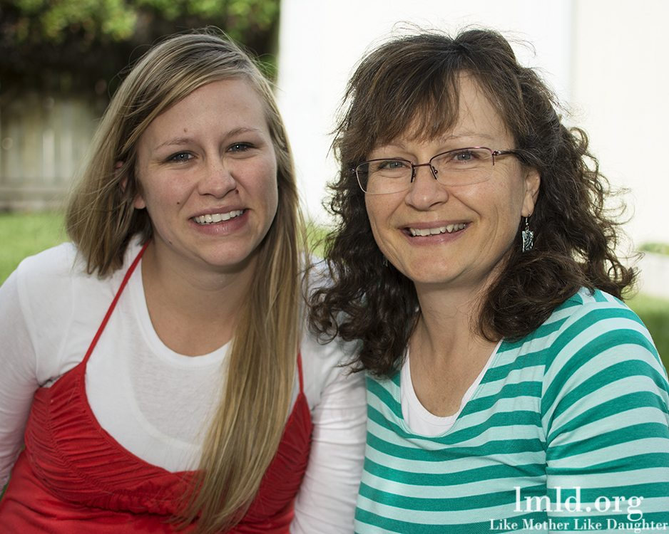 like mother like daughter Like mother like daughter is a quote from ezekiel 16:44 it may also refer to: like mother, like daughter, a gift book of the comic strip cathy.