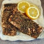 Tomato Basil Salmon with McCormick