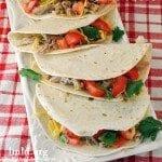 Chili Verde Pork Tacos