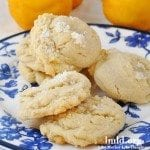 lemon sugar cookies1 square