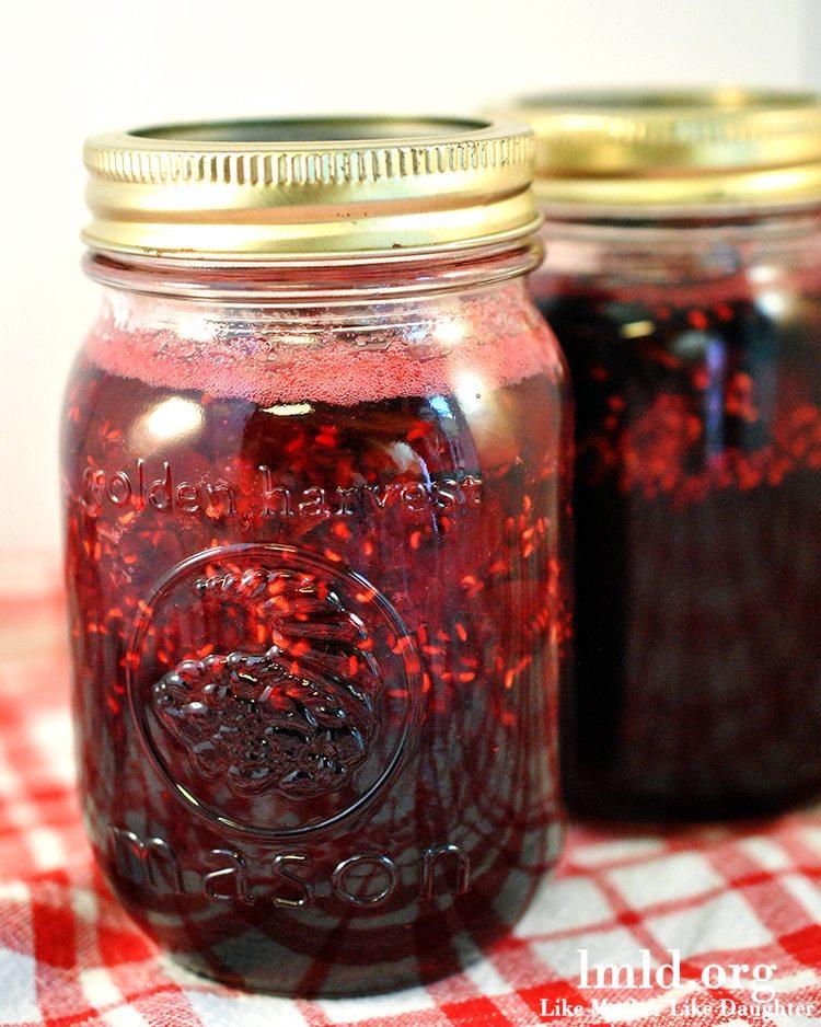cherry berry jelly3