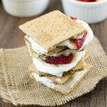 Berries and Cream S'mores