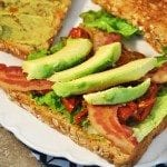 Roasted Tomato BLAT Sandwich