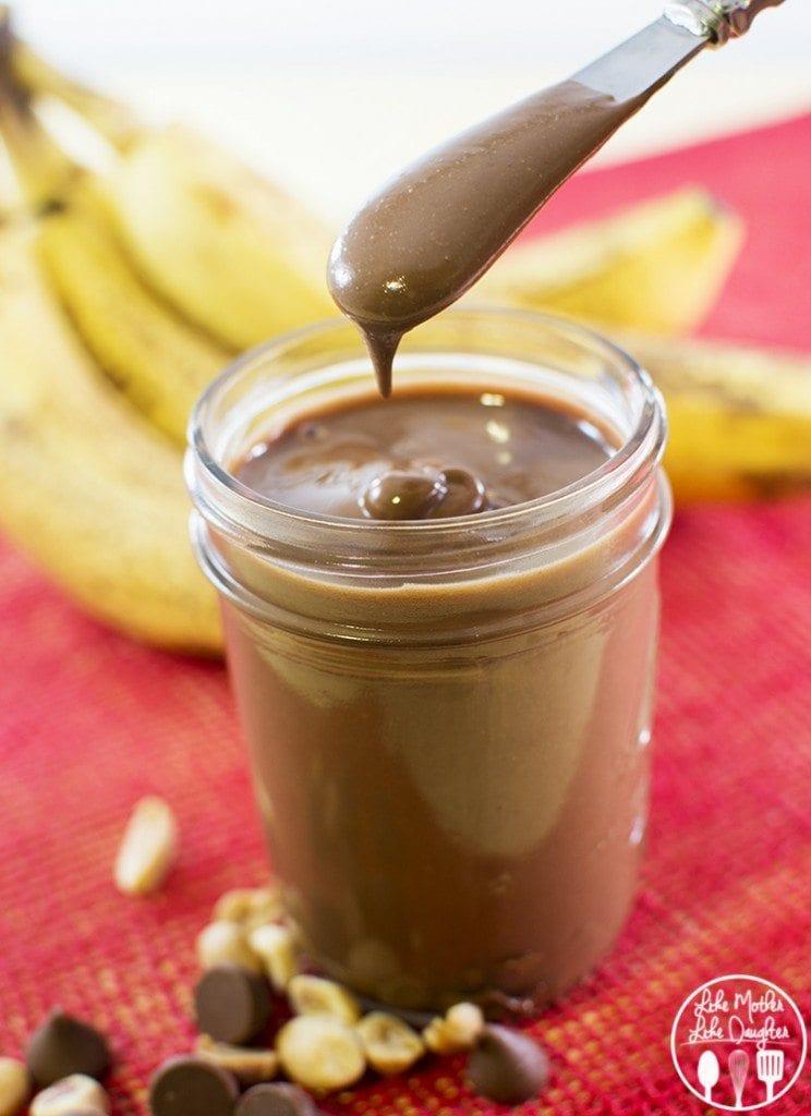 Chocolate Banana Peanut Butter - LMLD Food