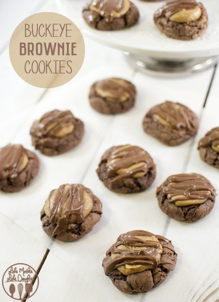 peanut butter brownie cookies1