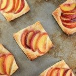 peach tart4square