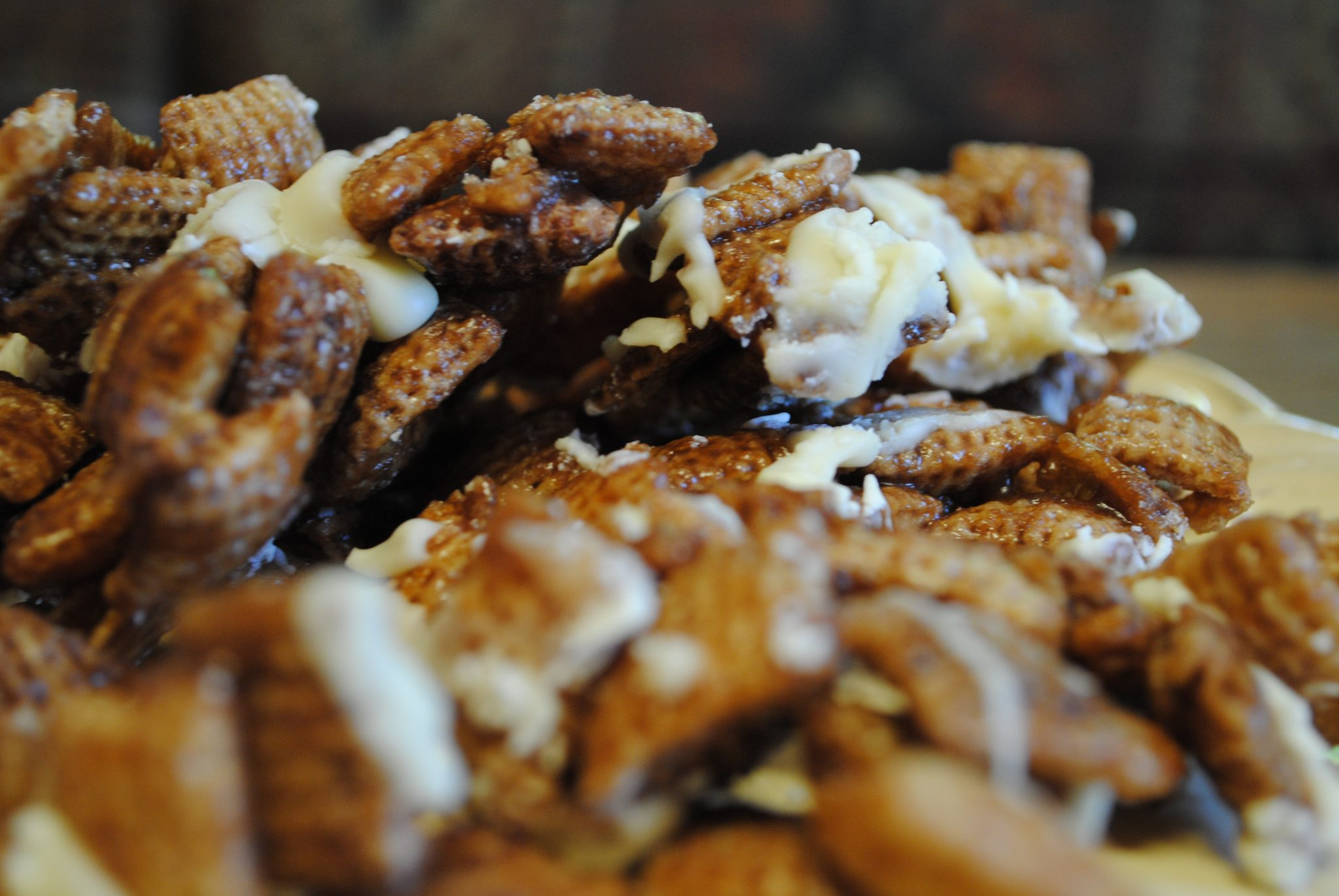 Coconut Almond Chex Mix - Like Mother Like Daughter
